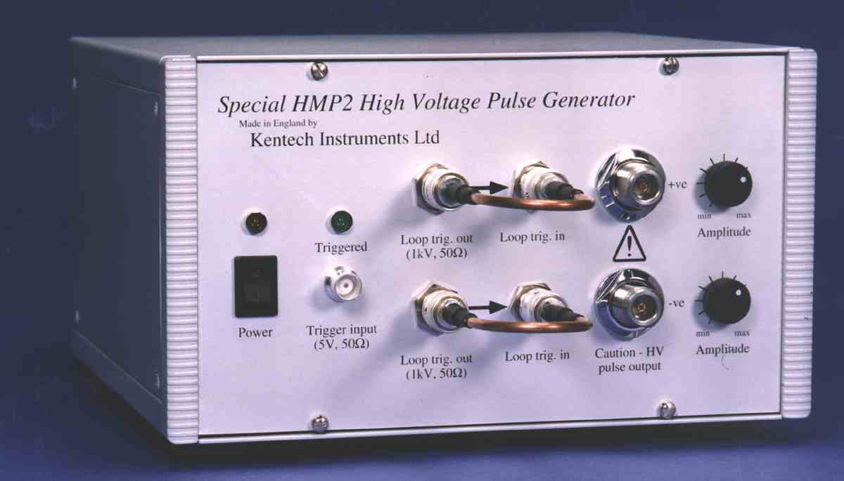 Photographs Of A Variety Products Pulse Generating Circuit Hmp2 High Voltage Generator